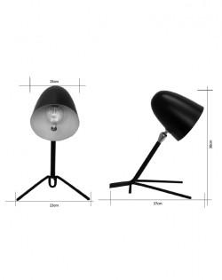 Raven Table Lamp – Black