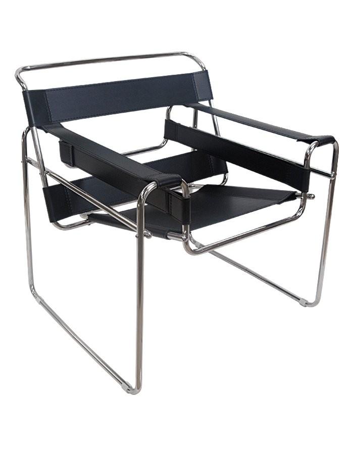 Replica Wassily Chair U2013 Black