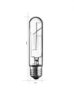 Edison LED Cylinder Bulb – E27 – 2W