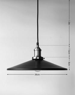 Antique Pendant – 36cm