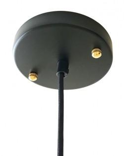 Vintage Hanging Bulb – Gold