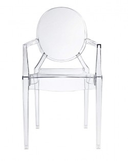 Casper Armchair Transparent