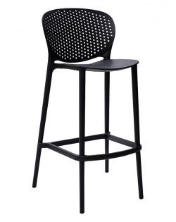 Sonnet Barstool 75cm – Black