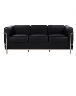 Replica Le Corbusier Petit 3 Seater Sofa