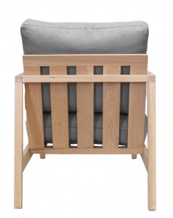Club Chair – Dove Grey