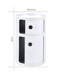 Cilindro Module – White
