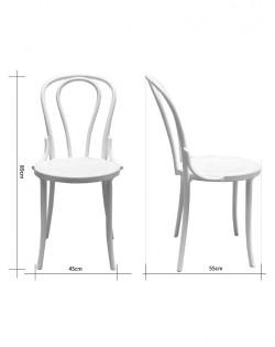 Linz Chair – White