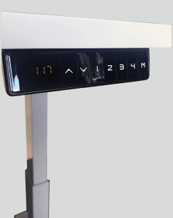 Altitude Electric Desk – 160cm