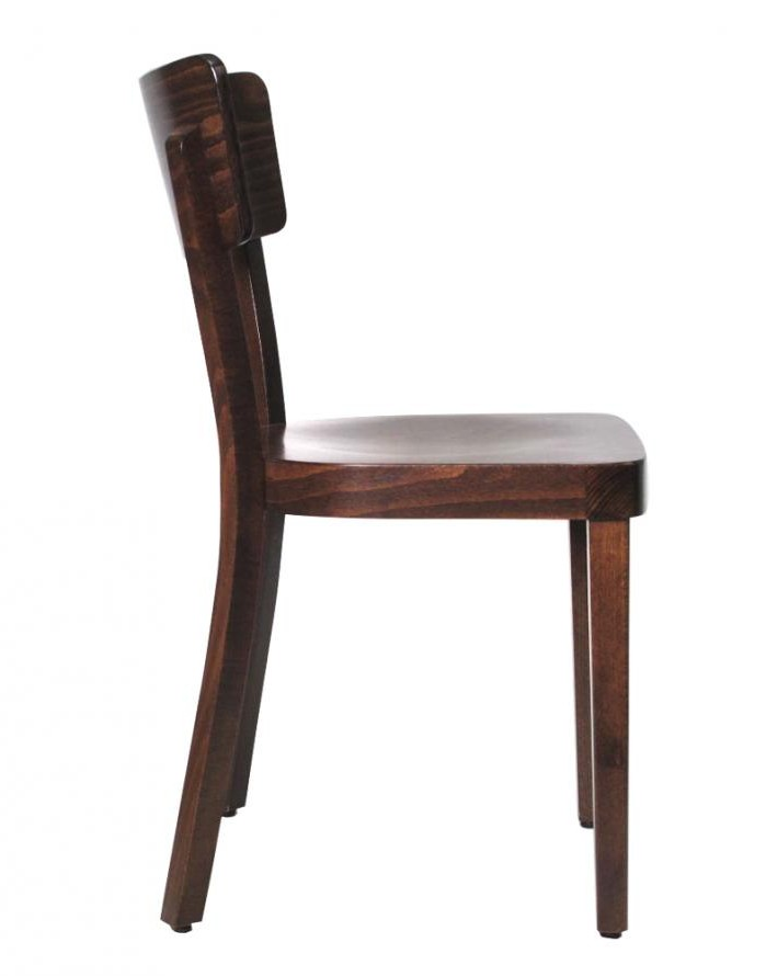 Salzburg Bentwood Chair Walnut Zuca