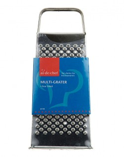 Multi Grater – Four Sided Box