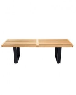 Replica George Nelson Platform Bench – Small