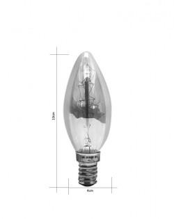 Vintage Filament Candle Bulb – E27 – 40W