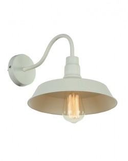 Barn Wall Lamp – White