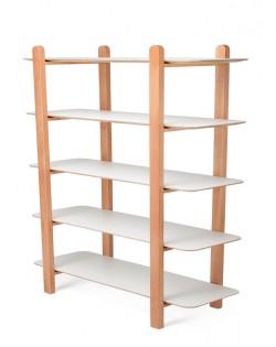 Alpine Shelving Unit – 5 Shelves