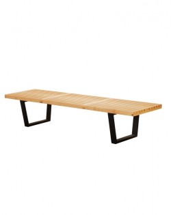 Replica George Nelson Platform Bench – Large