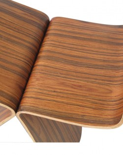 Replica Sori Yanagi Butterfly Stool – Premium Rosewood
