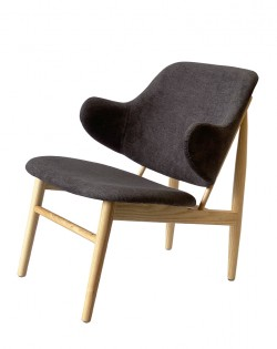 Viking Easy Chair – Charcoal