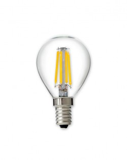 Ball LED Bulb – E14 – 4W