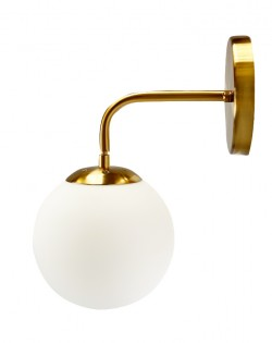 LUNGO WALL LAMP – Gold
