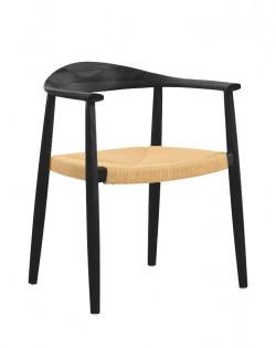 Nordic Oslo Chair – Black