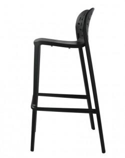 Abuso Barstool 75cm – Black