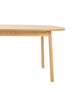 Fjord Dining Table – Ash Wood