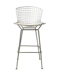 Replica Harry Bertoia Barstool 65 cm – White