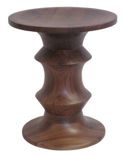 Stool C – Walnut