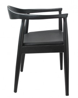 Nordic Hoop Chair – Black