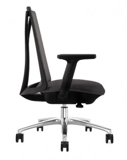 Strato Office Chair – Black