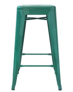 Amelie Stool 75cm – Sea Green