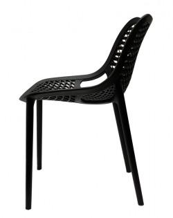 Soprano Chair – Black