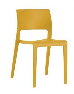 Lyric Chair – Mustard