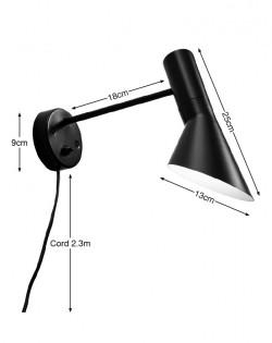 Replica AJ Wall Lamp – Black