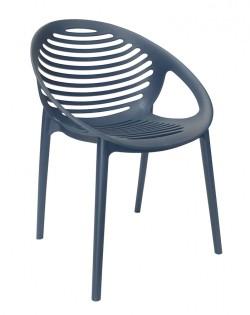 TIG Chair by Claudio Bellini – Navy