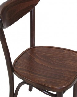 Graz Bentwood Chair – Walnut