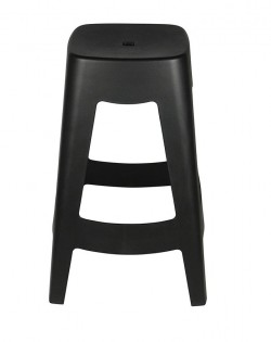 Torre Stool 67cm – Black