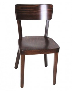 Salzburg Bentwood Chair – Walnut