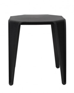 Bohdi Side Table – Black