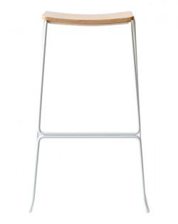 Loft Barstool 75cm – White