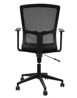 Identity Padded Office Chair – Black