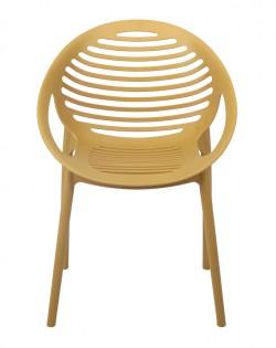 TIG Chair by Claudio Bellini – Mustard