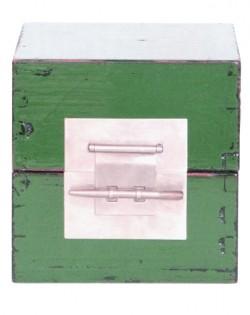 Shanxi Cube Small – Green
