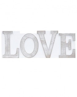 Wall Plaque: 'LOVE'