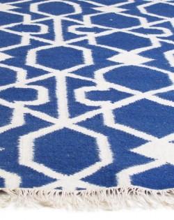 Zanet Rug – Blue 160 x 230 cm