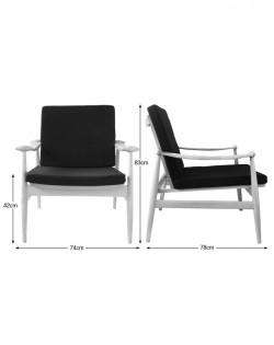 Replica Finn Juhl Spade Chair
