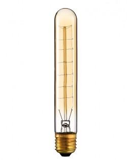 Vintage Filament Cylinder Bulb 30cm – E27 – 40W