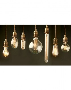 Classic Edison Quad Loop 23 Anchor Filament Bulb – E27 – 40W