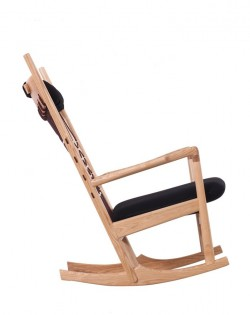Nordic Web Rocking Chair