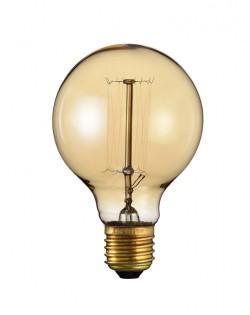 Globe Edison Bulb – E27 – 40W